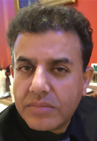 Mehmood H. Syed, CEO, President