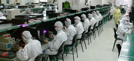 Electronics, Computers Manufacturing